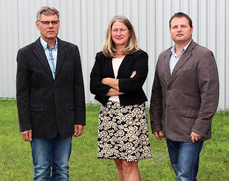 SCHORISCH Stahlbau Team